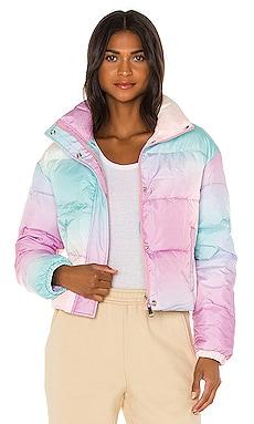 x Revolve Cropped Puffer Jacket Nubyen $180 BEST SELLER