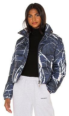 Cropped Puffer Jacket Nubyen $180 BEST SELLER