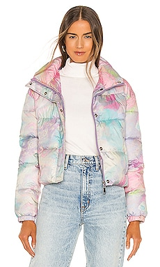 Growth Mindset Puffer Jacket Nubyen $160