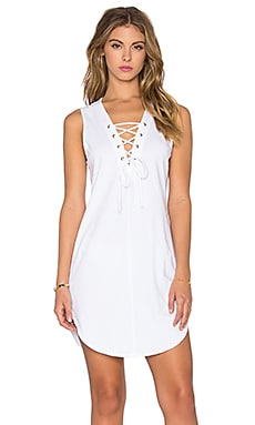 NYTT Mackenzie Dress in White