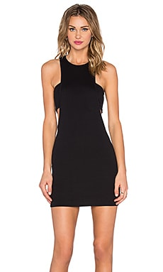 NYTT Zoe Bandeau Dress in Black
