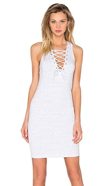 NYTT Patsy Dress in Marble Ponte