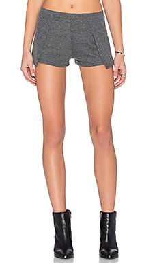 NYTT Grace Hacci Shorts in Charcoal Grey