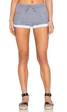 NYTT Natelie Short in Heather Grey