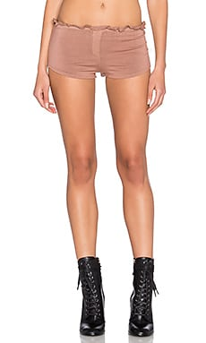 Lounge Short in Mauve
