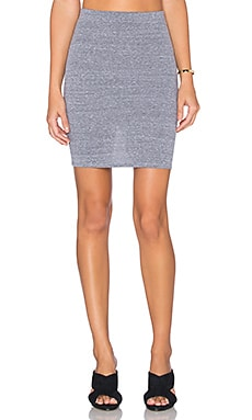 NYTT Emma Pencil Skirt in Heather Grey