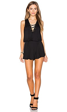 NYTT Nuri Romper in Black