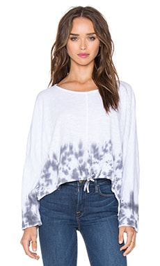 NYTT Oria Top in Subtle Tie Dye