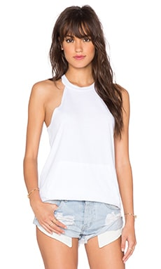 NYTT Halter Top in White