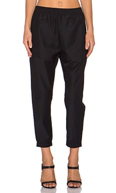 OAK Panel Pant in Black