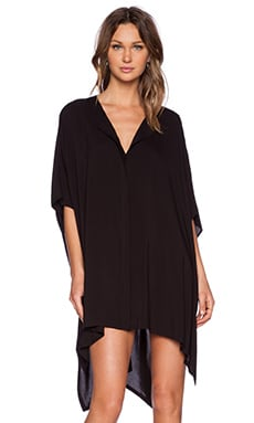 OAK Wide Shirt in Black