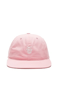 Obey Creeper 6 Panel in Pink