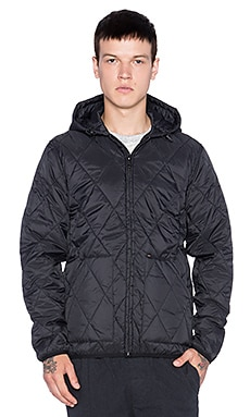 Obey Transit City Jacket in Black