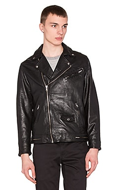 Obey Generation Bastards Jacket in Black