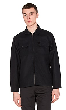 Obey Sinclair Jacket in Black