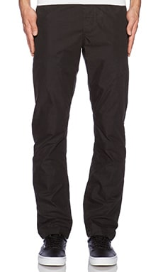 Obey Trooper Pant in Black