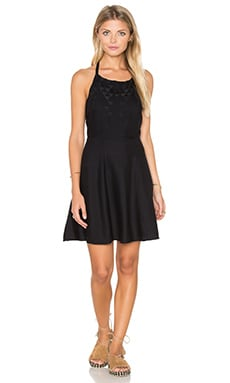 Obey Max Dress in Black