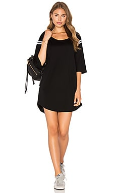 Obey Dugan Dress in Black