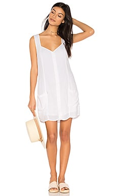 Jinx Dress in White