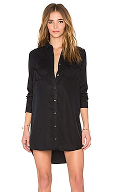 Obey Jetset Dress in Black