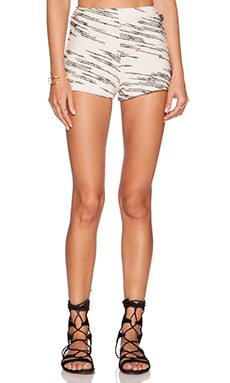 Obey Halsey Short in Cream