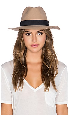 Obey Sienna Fedora in Camel