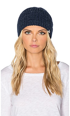 Obey Alison Beanie in Navy