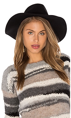 Madeline Hat in Black