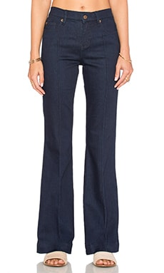 Capricorn Bell Bottoms en Indigo