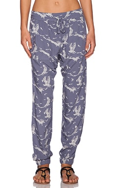 Obey Keegan Pant in Blue Multi