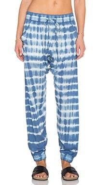 Obey Keegan Pant in Blue Tie Dye