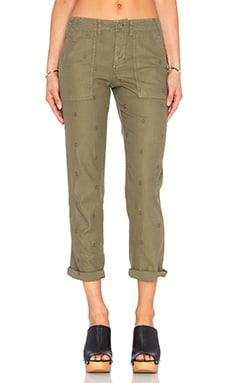 Obey Raleigh Trouser in Army