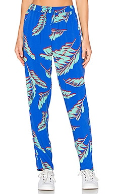 Obey Fenix Pant in Blue Multi