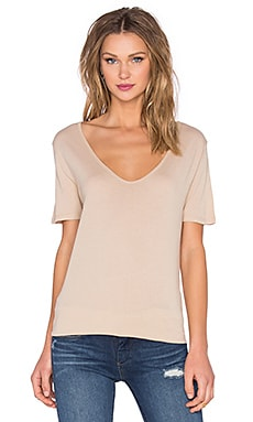Obey Lou Tee in Nude