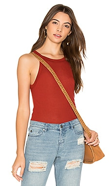 Barbados Tank in Red