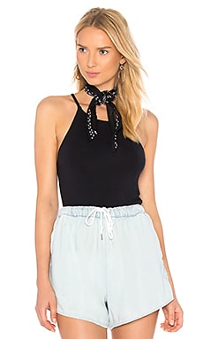 Dark Bloom Top