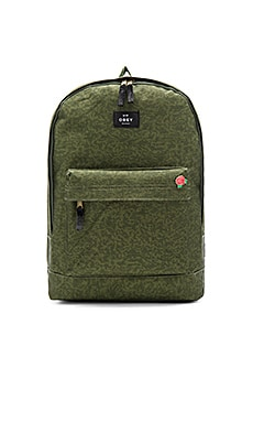 Obey Javor Backpack in Camo