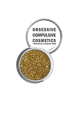 Cosmetic Glitter in Gold