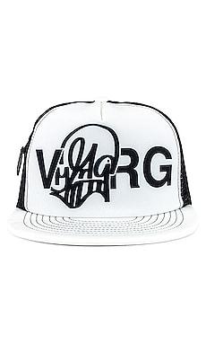 Katsu Trucker Hat OFF-WHITE $237