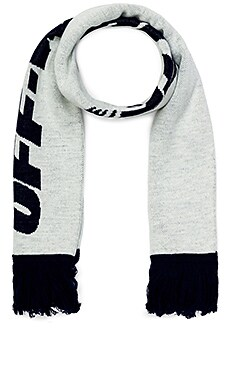 Wing Off Scarf OFF-WHITE $255 NEW ARRIVAL
