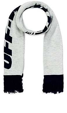 Wing Off Scarf OFF-WHITE $255