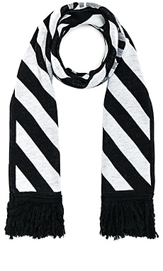 Arrow Scarf OFF-WHITE $153