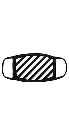 Diagonal Mask OFF-WHITE $69