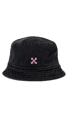 Bucket Hat OFF-WHITE $248 NEW ARRIVAL