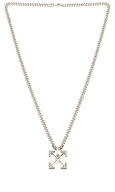 Arrow Necklace OFF-WHITE $558
