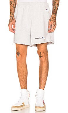 Champion Shorts OFF-WHITE $385