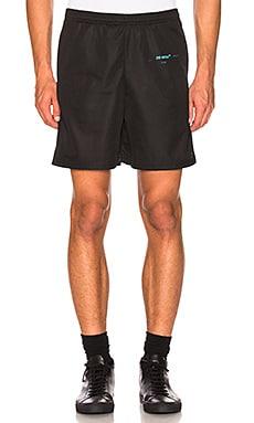 Gradient Mesh Short OFF-WHITE $355