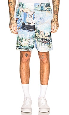 Lake Mesh Shorts OFF-WHITE $390
