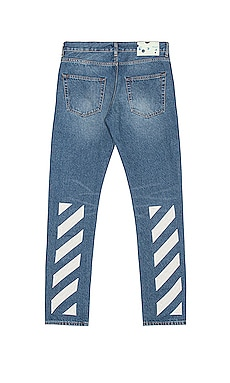 Slim Jeans OFF-WHITE $453