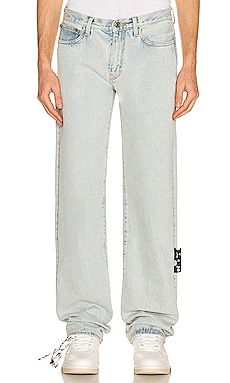 Relaxed Fit Jeans OFF-WHITE $660
